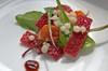 Strawberrysaladblackpepperpuddingda